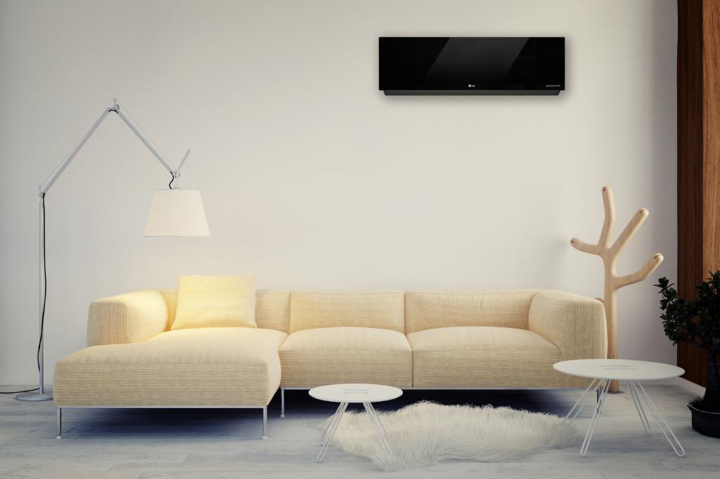 Riscaldati con i climatizzatori a pompa di calore LG