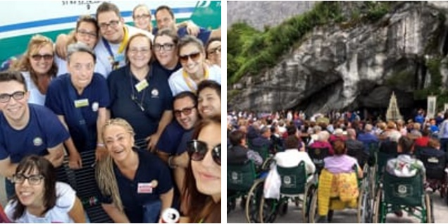 #Lourdes – Treni bianchi e non solo