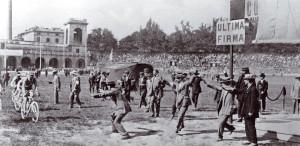 13 maggio 1909: Prende il via il primo Giro d'Italia