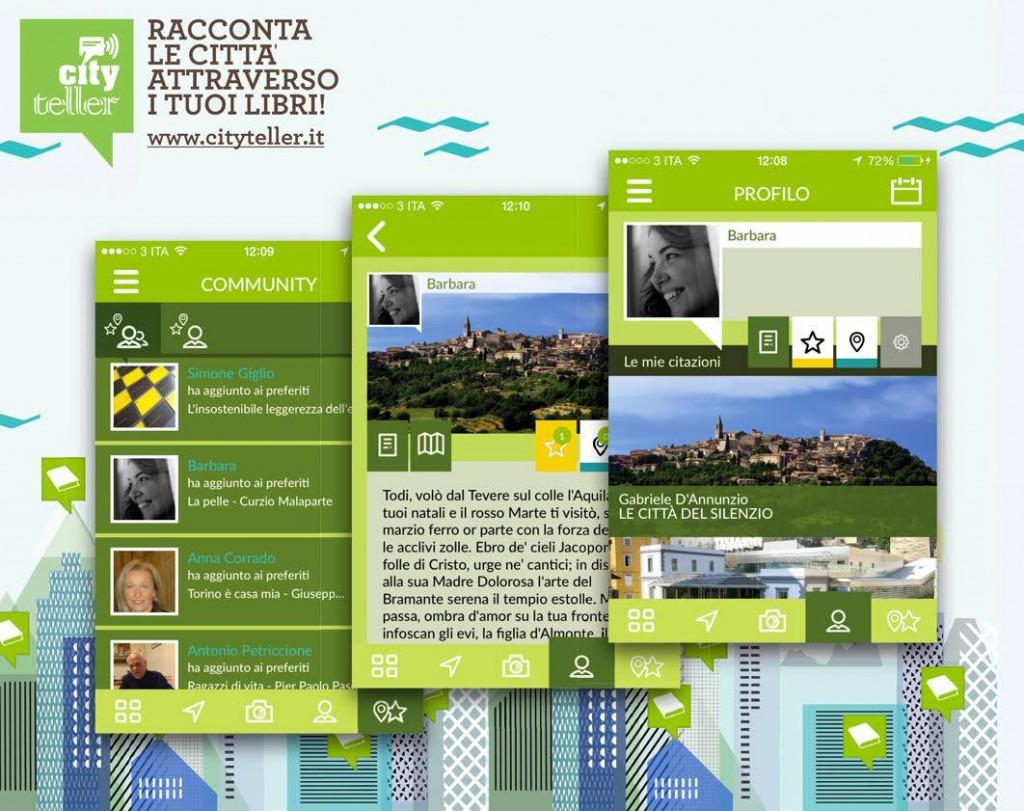 Cityteller Torino: scoprire la città grazie alle citazioni letterarie dei libri