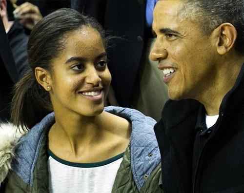 Malia Obama, nel 2017 sarà una matricola di Harvard