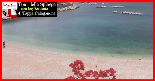 TOUR DELLE SPIAGGE CON BUYSARDINIA | 4° TAPPA CALA GONONE | DOM 07 AGO
