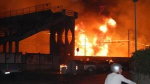 29 giugno 2009: un treno merci deraglia causando la strage di Viareggio