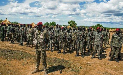 Sudan del Sud: Ribelli Esercito di Liberazione Popolare del Sudan-In-Opposizione (SPLA-IO) si sono r