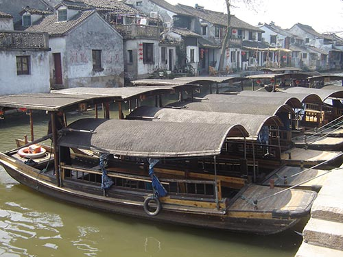 XITANG: la water town cinese set di Mission Impossible III - Turismo in Cina