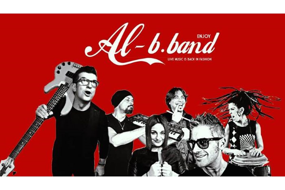 Al-B.Band, live music is back in fashion a dicembre 2018 tra Madonna di Campiglio, Fano, Verona, Ponte sul Mincio