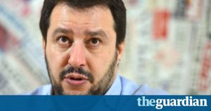 Matteo Salvini: aborto, droga e Stabucks