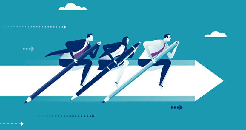 Anche sui blog si parla di team building