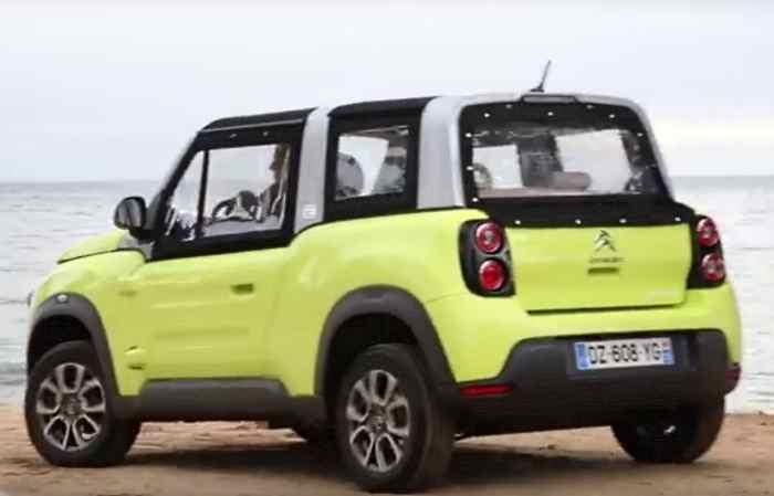 Citroën ricorda in un video tutte le novità uscite nel 2016