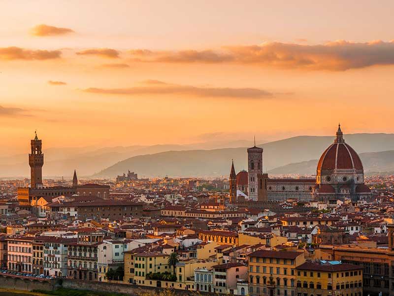 Breve storia di Firenze