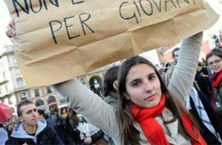 Occupazione giovanile: l'Italia arranca...