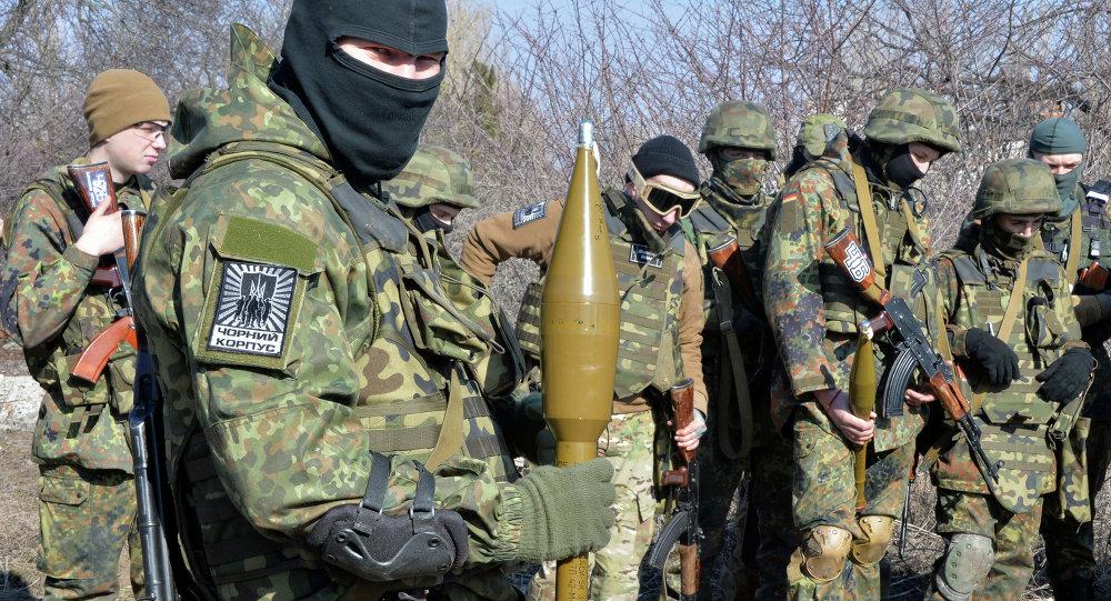 In Brasile fermata rete reclutatori neonazisti per combattere nel Donbass con forze Kiev