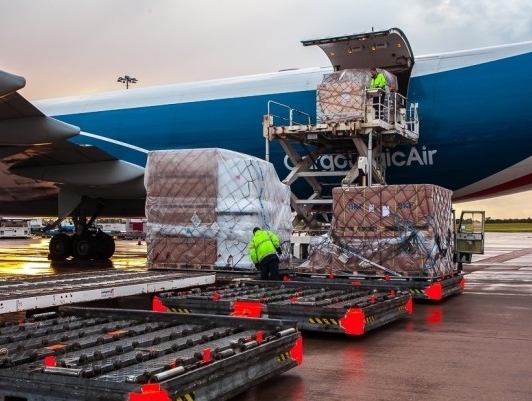 CargoLogicAir in relief flight to Guadalupe | Air Cargo