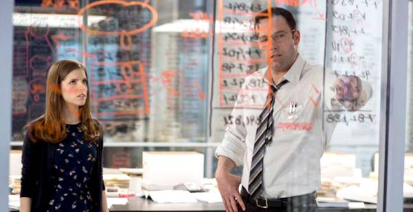 Film: The Accountant. Ben Affleck contabile senza scrupoli