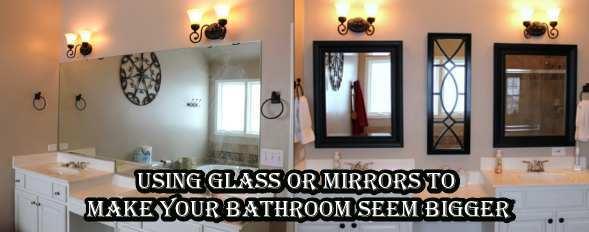 Bathroom look Bigger & Elegant With Bathroom Renovation Tips