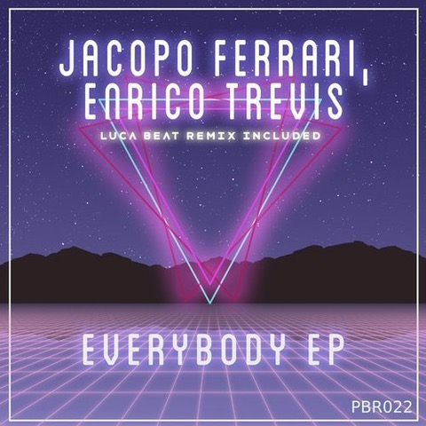 Jacopo Ferrari, Enrico Trevis Everbody EP (Petra Beat Records)