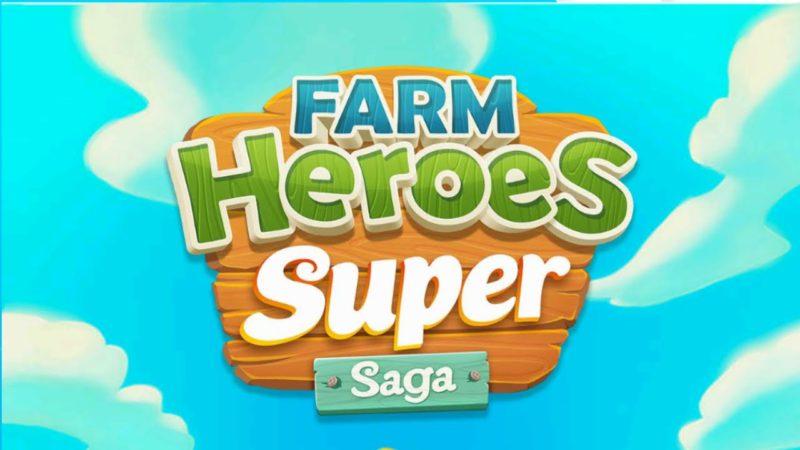 Come giocare a Farm Heroes Super Saga sul PC Windows 7/8/8.1/10/Mac