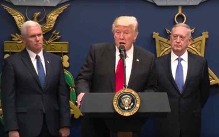 L'ultimo no di Trump è ai rifugiati e ai visitatori provenienti da sette paesi islamici