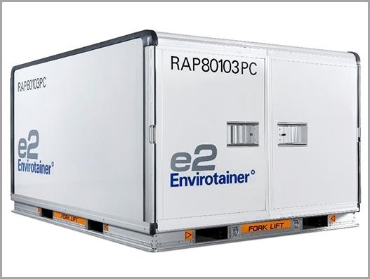 Delta Cargo to carry Envirotainer RAP e2 | Aviation