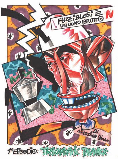 Mostre e incontri alla Permanente: FUMETTO ITALIANO Cinquant'anni di romanzi disegnati