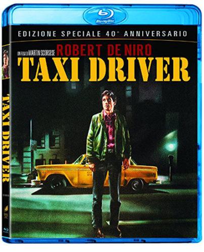Novità in HomeVideo - il film Taxi Driver spegne 40 candeline