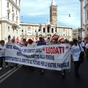 Riforma pensioni e 8va salvaguardia, la seconda parte dell'intervista di oggi 3 novembre 2016 a Francesco Flore