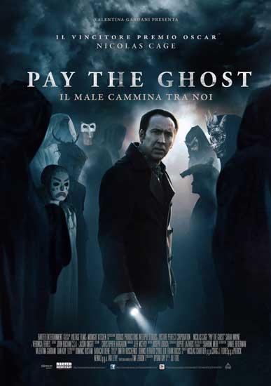 Recensione del film Pay the Ghost con Nicolas Cage