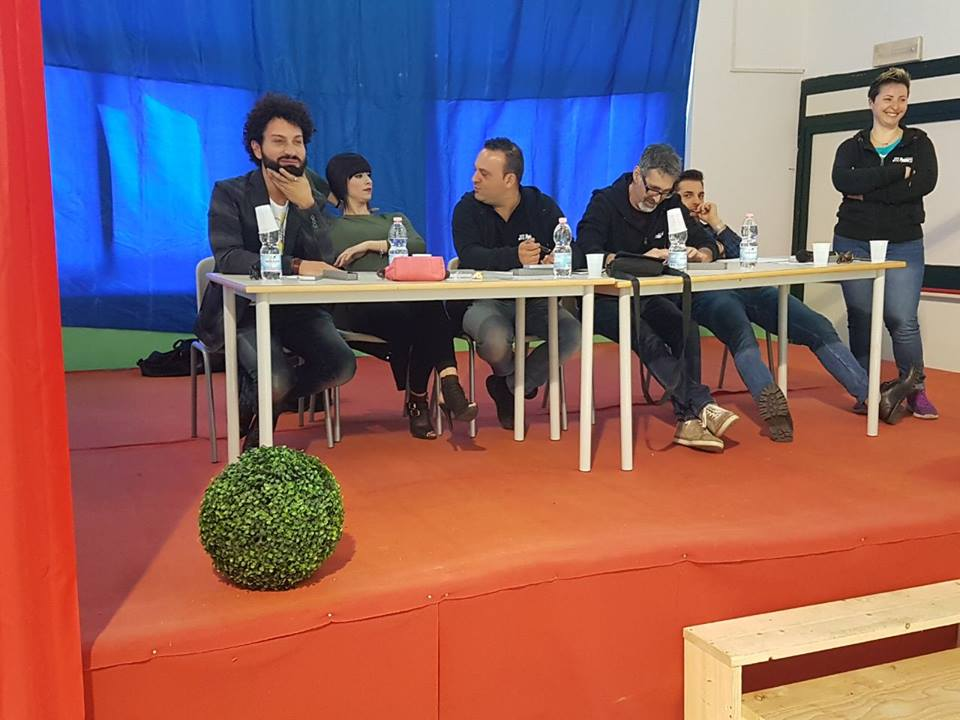 """Le audizioni di """"The Coach"""" a Formello (Roma)"""