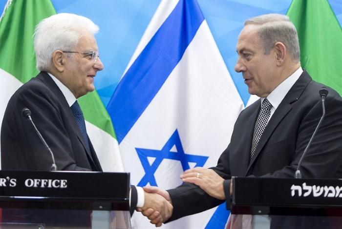 Mattarella chiude la visita in Israele incontrando Netanyahu. L'ipocrisia sul piano di pace nasconde una realtà ben diversa