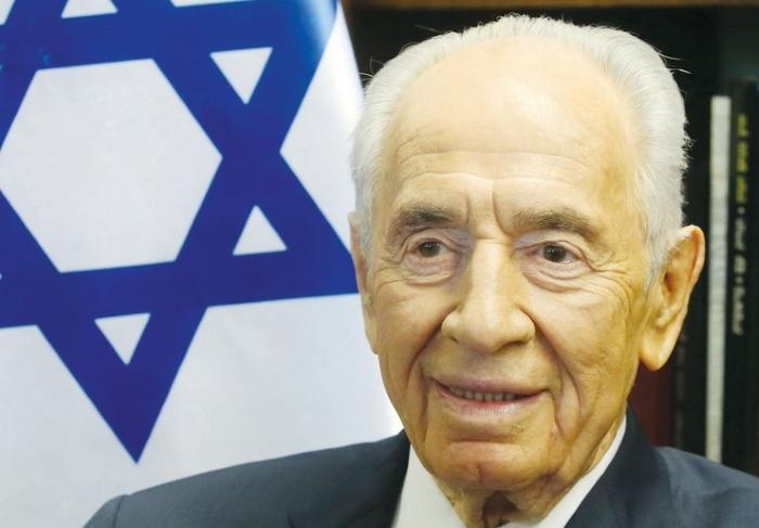 Il mondo piange Shimon Peres