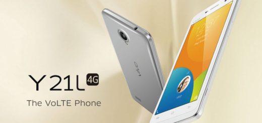 Vivo Y21L 4G con display da 4,5″ lanciato per 99€