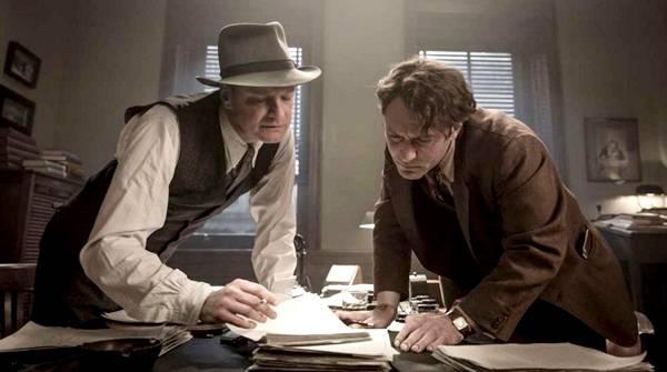 Film: Genius. La vera storia di un amicizia letteraria