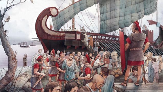 La tragica deportazione di un popolo: gli Apuani