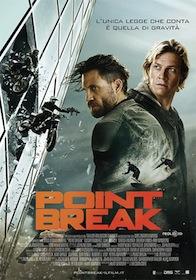 Point Break torna al cinema con un remake