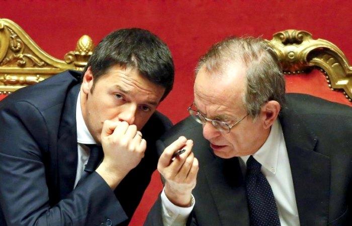 L'Istat pubblica i dati sul PIL: L'Italia non cresce