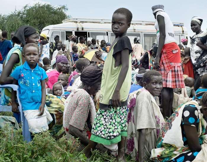 In occasione della Giornata Mondiale del Rifugiato, l'UNICEF ricorda che oltre 1 milione di bambini sono fuggiti dal Sud Sudan