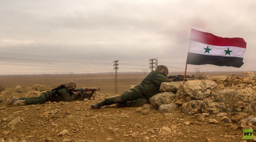 Siria: Esercito siriano ricattura Palmira aiutato dalla forza aerea russa » Guerre nel Mondo