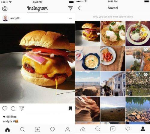 Instagram come salvare foto e video su Android/iPhone ufficialmente