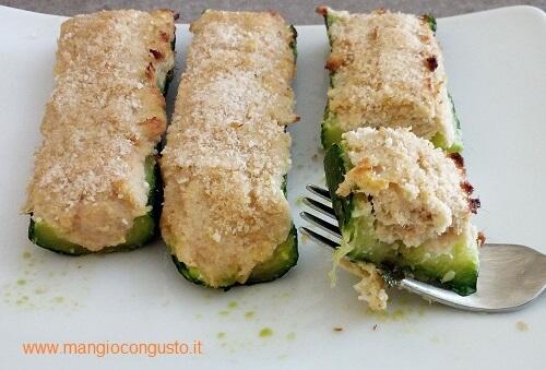 Come si cucinano le zucchine ripiene