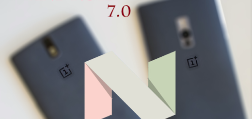 AOSP ROM Android 7.0 Nougat sul OnePlus One