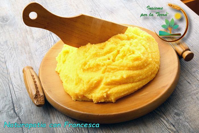 Naturopatia con #Francesca: #Polenta in tavola!