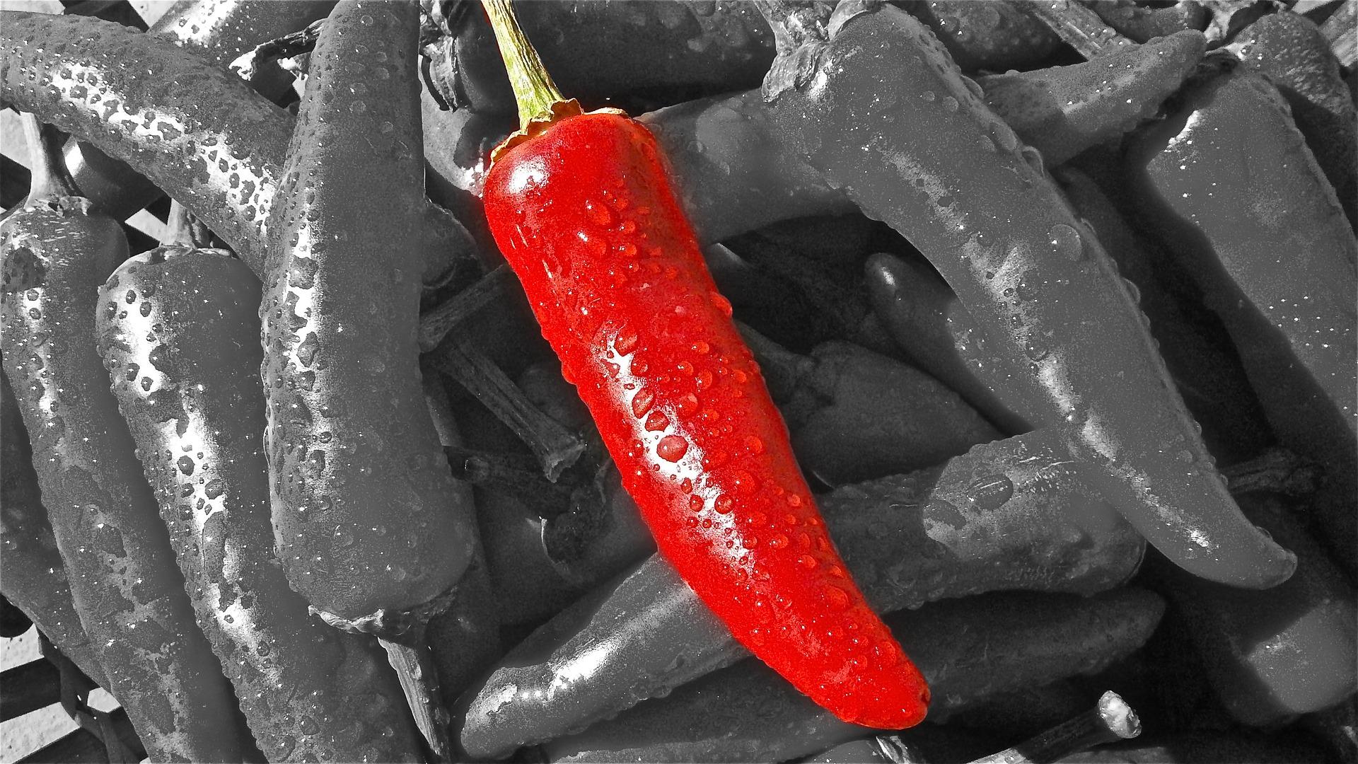 Scopri come allungare la vita con il peperoncino
