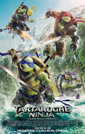 Le tartarughe più famose del grande schermo son tornate: recensione di Tartarughe Ninja Fuori dall'Ombra
