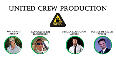 United Crew Production, un nuovo sodalizio per il cinema e la tv in Puglia
