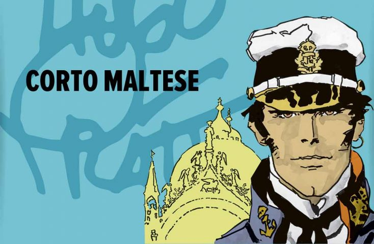 Corto Maltese: una pubblicazione che celebra il mito del personaggio e del suo autore