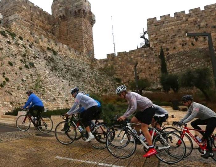 Il Giro d'Italia 2018 partirà da Gerusalemme, in Israele, Stato in cui vige l'apartheid