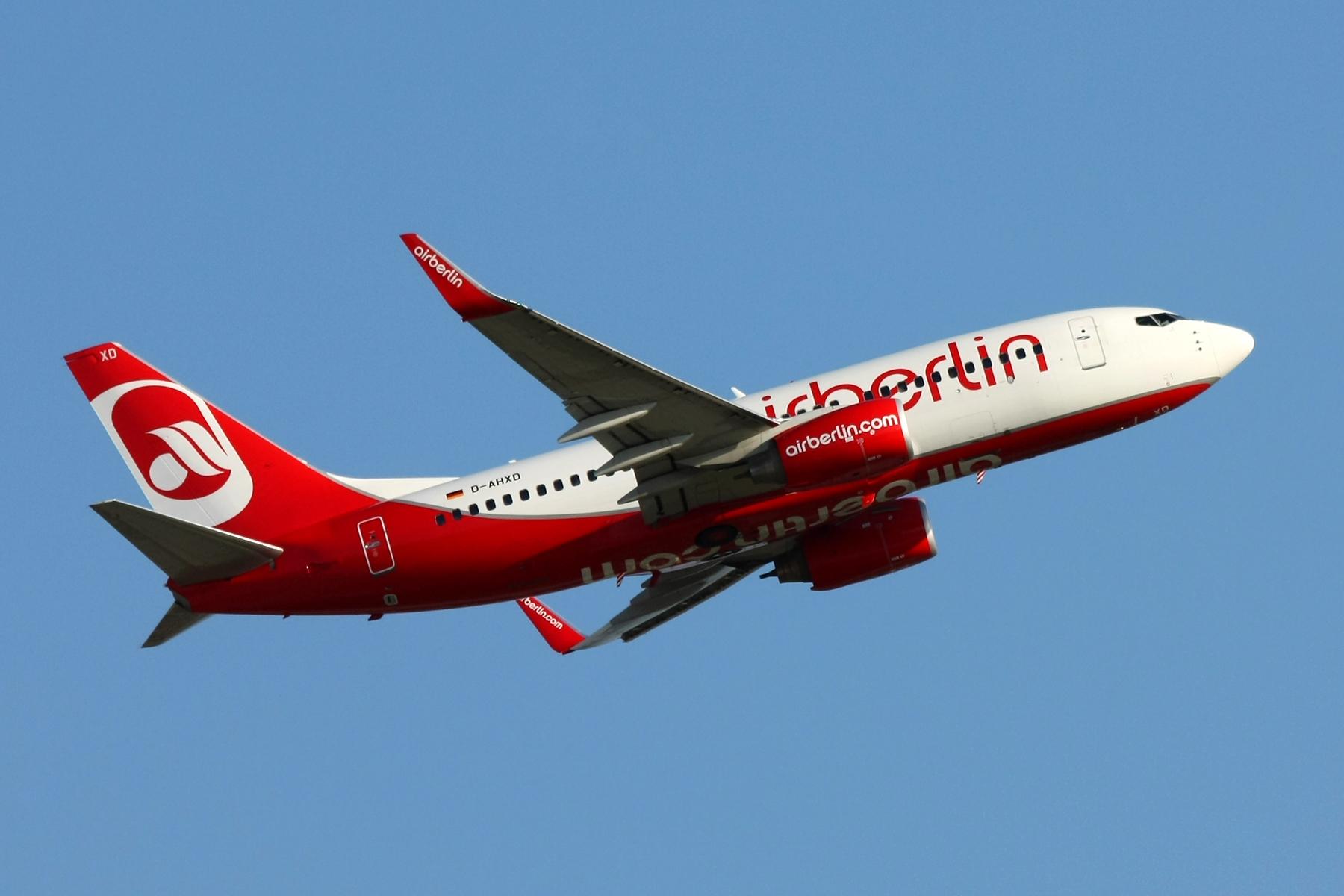 Best Deals on Air Berlin Airlines Online Booking