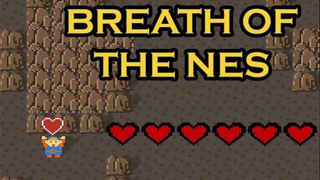 Breath of the NES, demo fan made dell'ultimo titolo Nintendo su Zelda