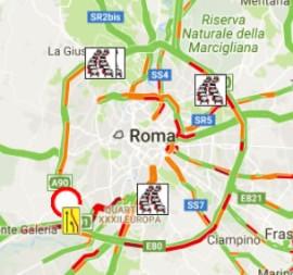 Viabilità e traffico in tempo reale: nuove funzionalità per Distanze Chilometriche