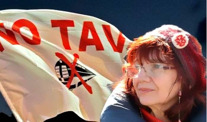No Tav, Nicoletta Dosio agli arresti domiciliari